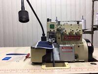 Yamato AZ 6505H 4Thread Overlock Auto Foot Lift & Cut Industrial Sewing Machine