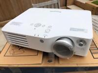 Panasonic PT-AX100E (up to 200 inch image)
