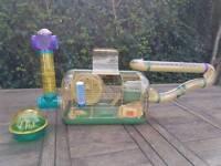 Habitrail Safari Hamster Cage