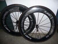 Carbon Wheels for TT/Triathlon bike