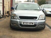 Vauxhall vectra 2003 2.2 quick sale !!!!!!