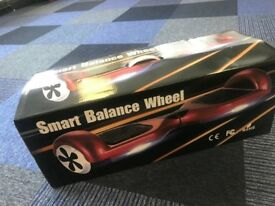 BNIB Bluetooth swegway balance board - scooter - brand new in box