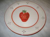 Laura Ashley side plates Summer Fruits