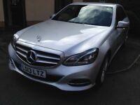Mercedes E-Class for PCO hire £200 p/w plus insurance