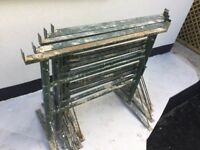 Builders Trestles for Sale. Any reasonable price.