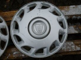 wheel trims for rover 14 in.