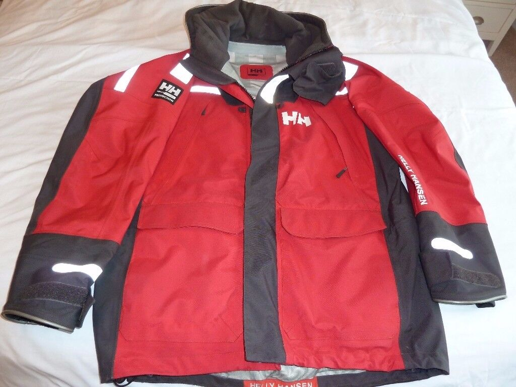 Helly Hansen Tech O2 water protection jacket