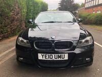 BMW 318D M SPORT 2010 FULL BMW SERVICE HISTORY 12 MONTHS MOT JUST BEEN SERVICED