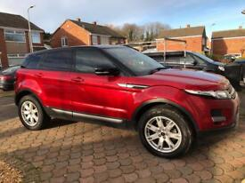 Range Rover evoque pur tech ED4 2.2 fully loaded 2013