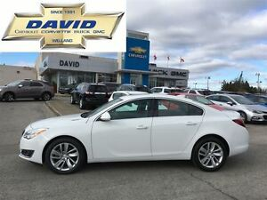 2015 Buick Regal 1SL Turbo 2.0L, 18 WHEELS, REAR CAMERA!!