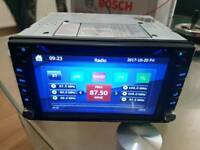 DVD vcd usb iPod sat nav radio