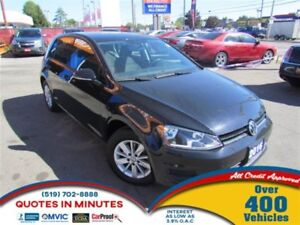 2016 Volkswagen Golf TSI SE | CAM | BLUETOOTH | HEATED SEATS