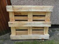 FREE Wooden pallet to collect BEXLEYHEATH DA7