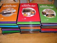 Joy of Knowledge Encyclopedia Books