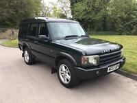 03 LANDROVER DISCOVERY TD5 XS, DIESEL AUTOMATIC 4X4.