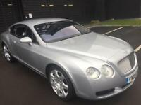 Bentley gt coupe mulliner 2005 proved to sell