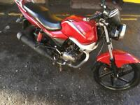 2014 KYMCO PULSAR 125 MOTORBIKE MAY SWAP PX