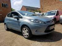 2009 59 Ford Fiesta 1.4 TDCI - £30 Road Tax - Low Mileage - 3 Months Warranty