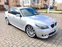 2008 BMW E60 535d Lci MSport Automatic FSH *1 Year Mot*