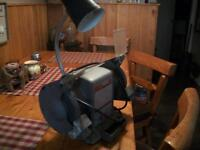 Craftsman  Bench Grinder  with lamp