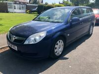 2006 Vauxhall Vectra Estate 1.8 Life good solid Estate car