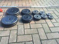 Weights & barbells