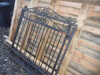 TWIN GARDEN GATES