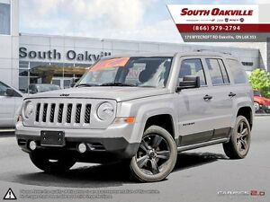 2015 Jeep Patriot Altitude | 4X4 | A/C | ALUMINUM RIMS | CD PLAY