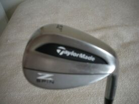 TAYLORMADE Z Spin 52 degree approach wedge