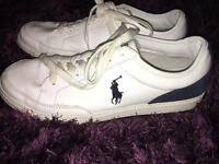 Genuine Ralph Lauren Polo Trainers,