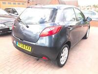 2008 08 Mazda 2 1.4 D TS2 £30 ROAD TAX DIESEL CHEAP INSURANCE IDEAL 1ST CAR FULL MOT LOW MILES