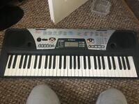 Yamaha keyboard electric