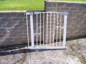 "Stair gate ""Lindam"""