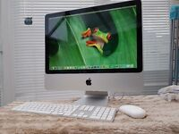 "Apple iMac 20"" With Full Microsoft Office 2011"