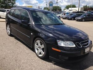 2006 Saab 9-3 Aero Auto *RARE*-Leather-Sunroof Kitchener / Waterloo Kitchener Area image 7