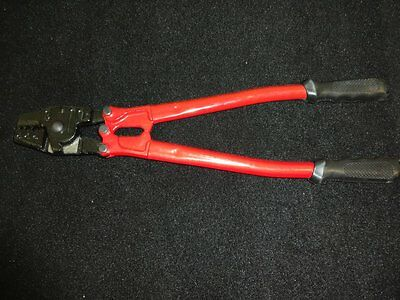7 Inch Trappers Pliers Wire Side Cutters Tool Traps Trapping Snares Snaring