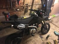 2015 Stomp road legal pitbike