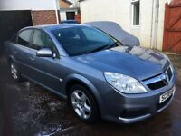 VAUXHALL VECTRA 1.8 EXCLUSIV 08 PLATE 75,000 MILES