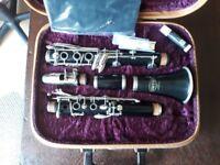 Wooden Corton Clarinet