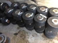 Hammer Strength dumbbell £50 per set weights