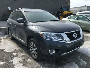 2014 Nissan Pathfinder SL 4WD | Leather