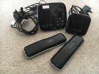 2 eurotel wireless phones.