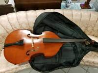 Sold *Sold *Double bass in excellent condition