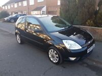 Ford fiesta 1.4 long MOT excellent condition