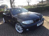 2006 55 BMW 120D SPORT 2.0 DIESEL 12 MONTHS MOT