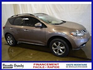 2013 Nissan Murano S +AWD, Toit Ouvrant,