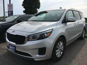 2017 Kia Sedona LX|Heated Front Seats|Rear Camera|Apple CarPlay