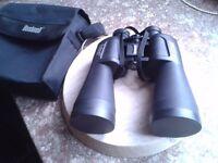 Bushnell 11 x 60 binoculars in excellent condition