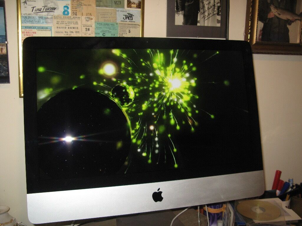 """iMac 21"""" just like todays model, 2.7Ghz i5hardly usedin Woodbridge, SuffolkGumtree - iMac 21"""" late 2013, SierraOS, 2.7Ghz i5, 8Gb like a new 2017 model, hardly used. Comes with wireless keyboard/mouse. Will reset to factory settings. Pick up from IP13 7RN Suffolk, or can bring down to Surrey. I dont trust postoffice or courier not..."""