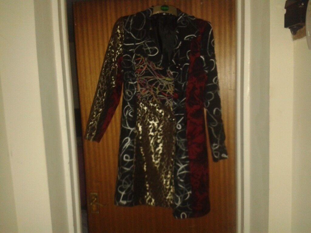 Matching dress and coat